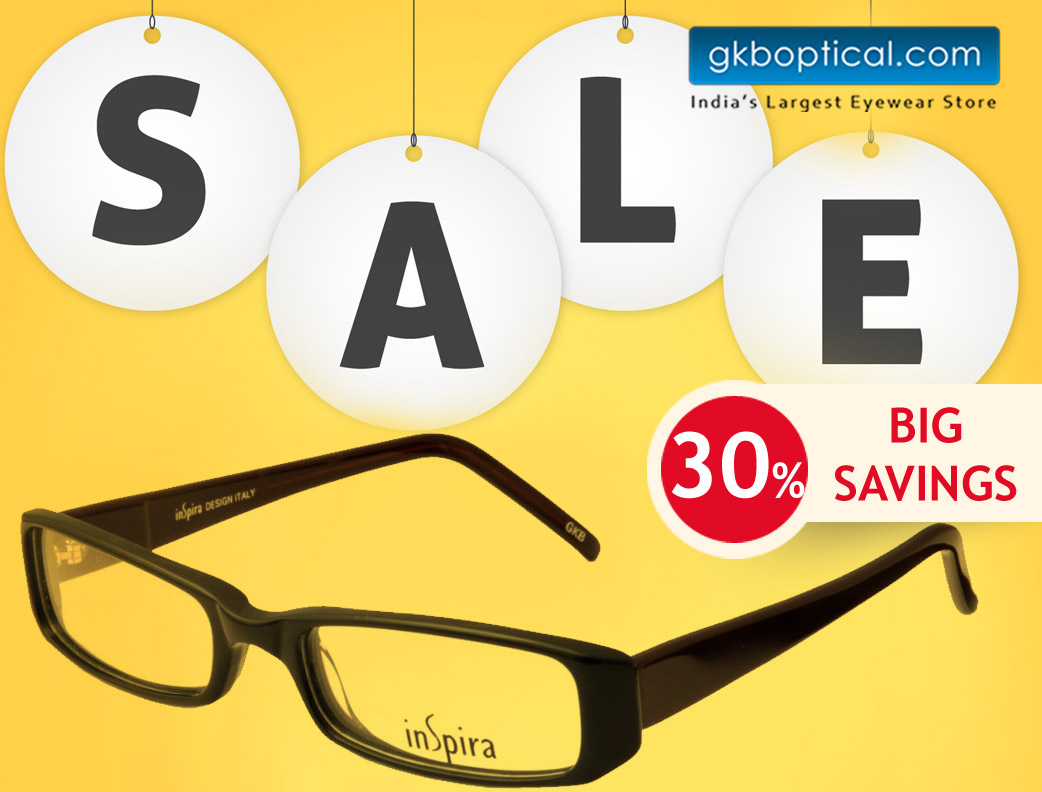 157eb95b0a The beautiful eyeframes under the GKB Opticals eyeglasses sale in India can  make everyone amazed with exciting designs and unbelievable prices.